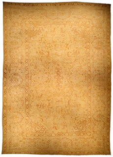 An Indian Amritsar rug BB4211