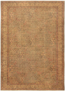 A Indian Carpet BB5194