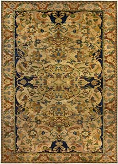 An Indian Rug BB5257