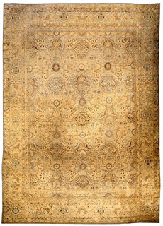 A Persian Kirman carpet BB4026