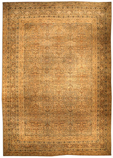 A Persian Kirman rug BB4094