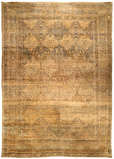 A Persian Kirman carpet BB4242