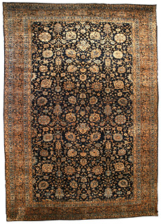 A Persian Kirman rug BB4345