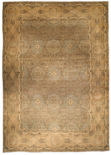 A Persian Kirman carpet BB4258