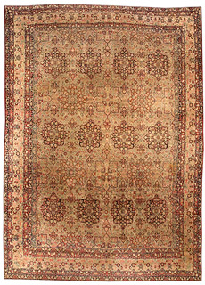 A Persian Kirman carpet BB4168