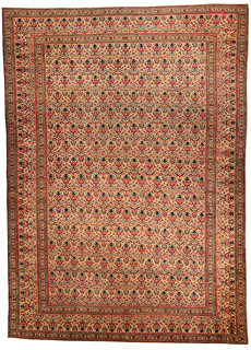 A Persian Kirman rug BB4454
