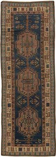 A Persian Serab Runner BB5461