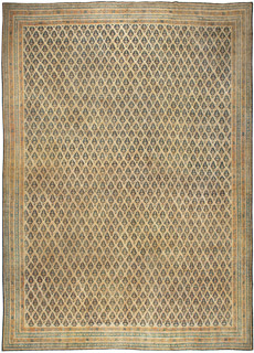 An Indian Agra Rug BB5054