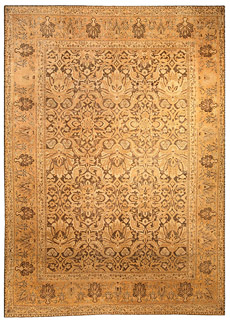 An Indian Amritsar rug BB4107
