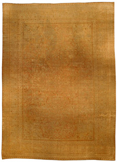 An Indian Amritsar rug BB4415