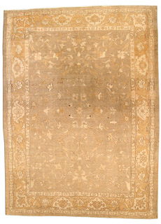 An Indian Amritsar rug BB4472
