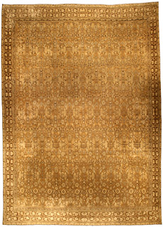 An Indian Amritsar carpet BB4250