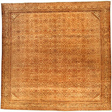 An Indian Amritsar carpet BB4457