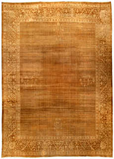 An Indian Amritsar rug BB4215