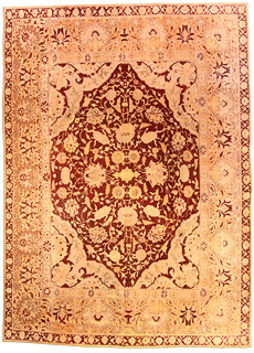 An Indian Amritsar carpet BB4633
