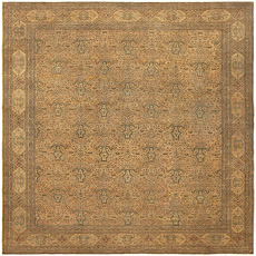 A Indian Carpet BB5195