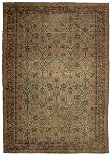 An Indian Rug BB4916