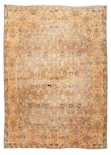 A Persian Kirman (Kerman) rug BB4689