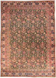 A Persian Kirman carpet BB4584