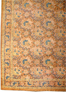 An English Axminster Carpet