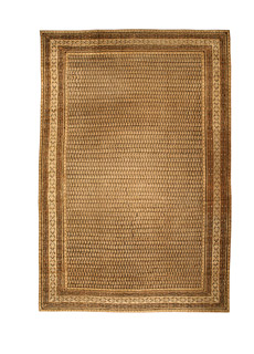 An Indian Agra rug BB4670