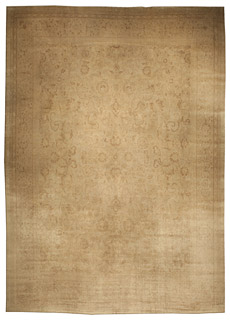 An Indian Amritsar Rug BB4996