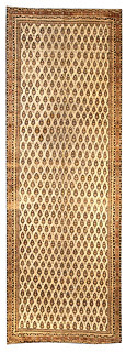 An Indian Amritsar carpet BB4108