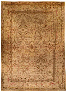 An Indian Amritsar carpet BB4269