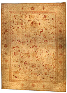 An Indian Amritsar rug BB4423