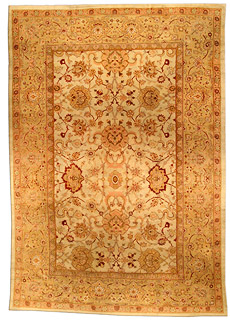 An Indian Amritsar rug BB4485