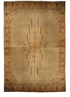 An Indian Amritsar rug BB4685