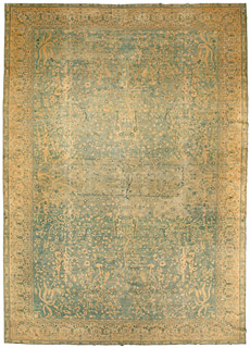 BB4855 An Indian Rug