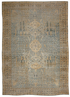 An Indian Rug BB4923