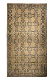 An Indian rug (size adjusted) BB4686