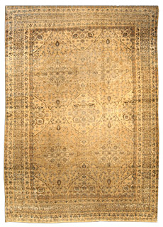 A Persian Kirman carpet BB4076