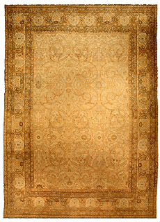 A Persian Kirman rug BB4128