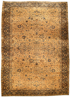 A Persian Kirman carpet BB4201