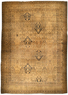 A Persian Kirman carpet BB4248