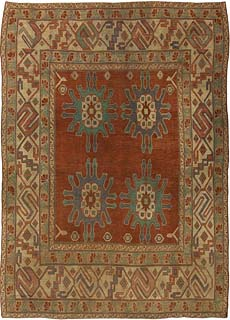 A Turkish Rug BB5437