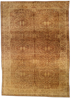 An Indian Amritsar rug BB4410