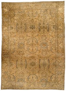 A Persian Kirman rug BB4275