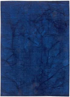 Contemporary Agua Blue Rug 12x9 N10846