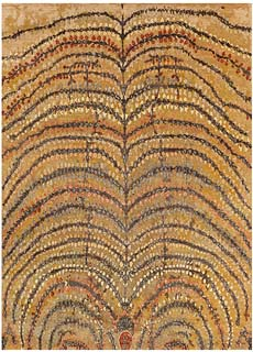 Contemporary Infinity Rug 10x8 N10841
