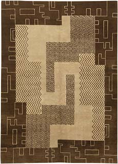 Fordis Brown Rug N10811