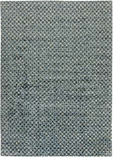 Contemporary Rhombus Rug 18x12 N10835