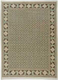 Contemporary Tabriz Rug 12x8 N10831
