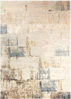 Contemporary The Wall-Sky Rug 12x9 N10842