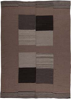 Contemporary Turkish Modernist Kilim  12x9 N10856