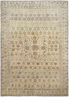 An Indian Agra Rug BB5272