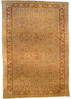 An Indian Amritsar rug BB4312
